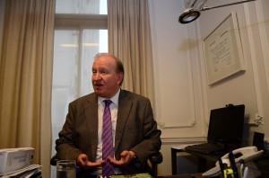 Daniel Sabsay. Constitucionalista