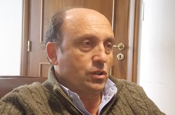 """La acción gremial hoy, pasa por evitar"". Horacio Salaverry, presidente de CARBAP"