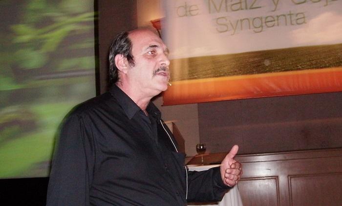 Ing. Daniel Igarzábal. Director Laboratorio de Investigación, Desarrollo y Experimentación.