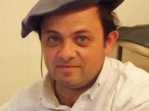 Martín Melo. Periodista agropecuario.