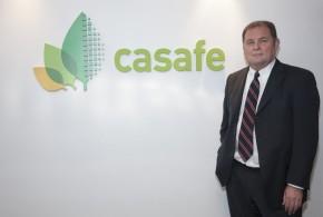 Jorge Parizzia presidente de Casafe