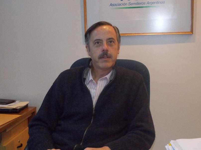 Las 30 a Alfredo Paseyro. Gte. General de ASA