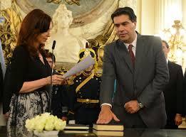 Capitanich al gobierno, Cristina al poder