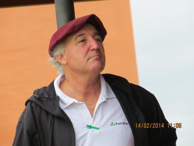 Las 30 a Martín Zingoni. Presidente de Forratec.