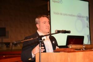 Martín Descalzo, gerente del Programa de Agricultura Certificada (AC)