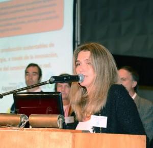 Pilu Giraudo, presidenta de Aapresid