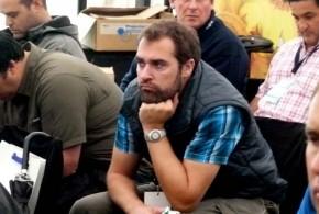 Juan Doda de Agroverdad no muy contento con lo que escucha