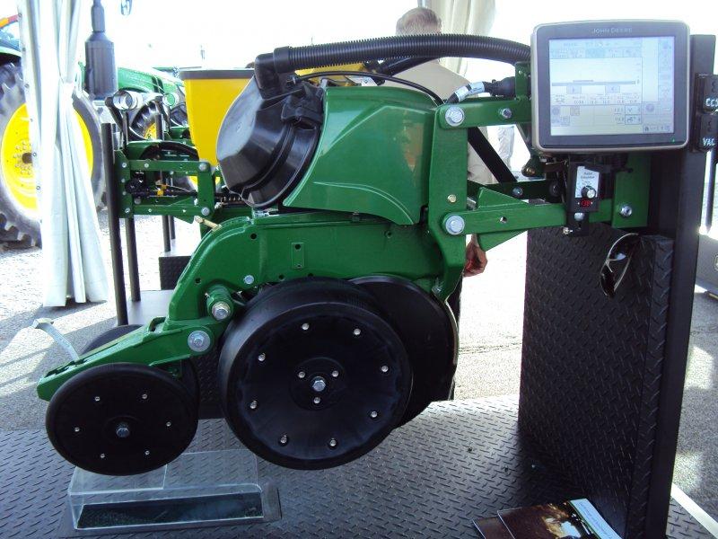Sustentables, robotizadas y  eficientes: el futuro de la maquinaria agrícola
