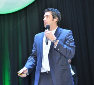 Fernando Derossi, gerente de fungicidas Syngenta.