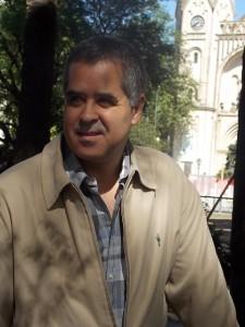 """""""Tenemos como objetivo producir el doble de trigo, sin resentir el ingreso por retenciones"""" Alejandro """"TOPO"""" Rodriguez"""