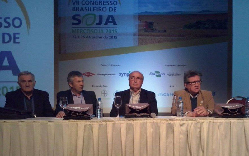 ACSOJA presente en Mercosoja 2015