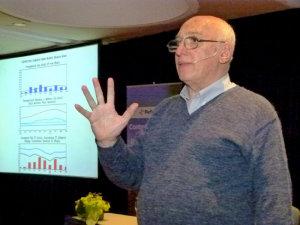 Eduardo Sierra, climatólogo