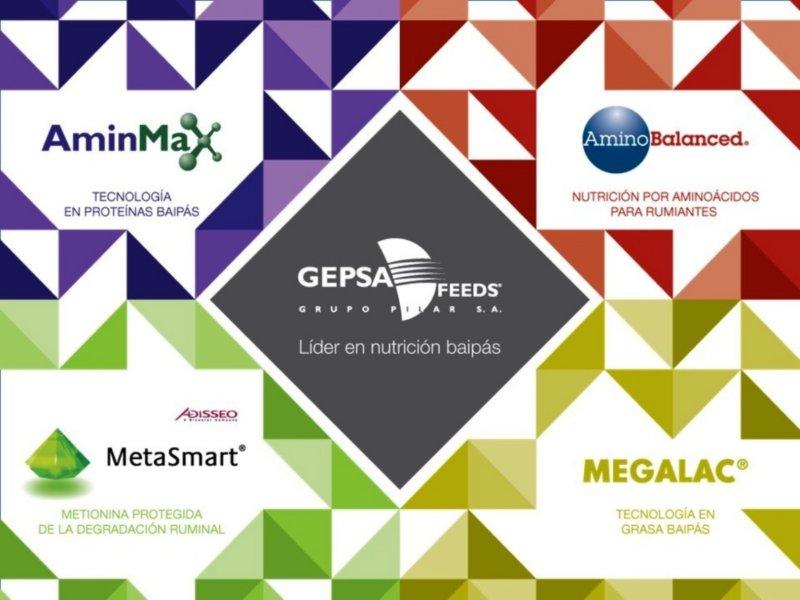 GEPSA FEEDS presenta su línea de nutrición BAIPÁS