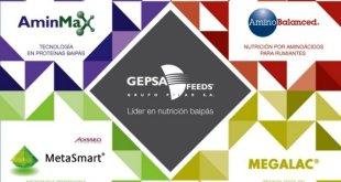 GEPSA FEEDS Línea NUTRICION BAIPAS