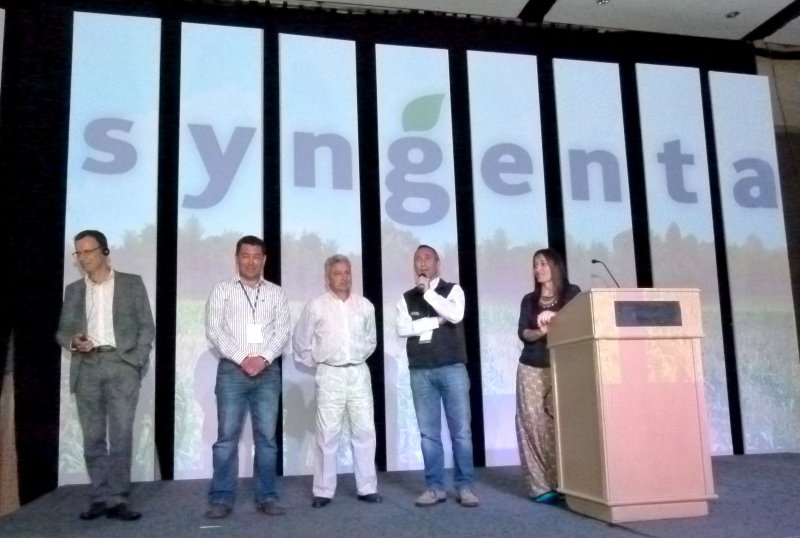 Syngenta lanzó Acuron Uno y Eddus