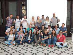 Grupo organizador de las Jornadas
