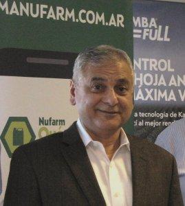 Shuaib Khan, Gerente Global de Tecnología y Tratamiento de Semillas de Nufarm