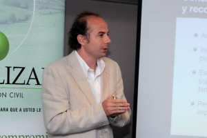"""Jorge Bassi: """"Se gastan 2 dólares por ha en un análisis de suelo, para decidir una inversión que ronda los 140 dólares/ha"""""""