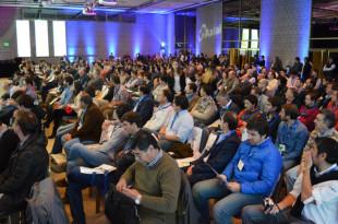 Auditorio 12° Simposio de cereales de Mar del Plata organizado por Syngenta
