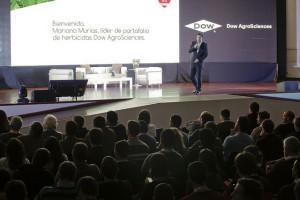 Mariano Murias, líder de portafolio de Herbicidas de Dow AgroSciences