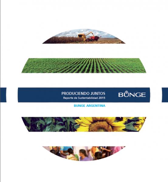 Bunge Cono Sur presenta su Reporte de Sustentabilidad 2016