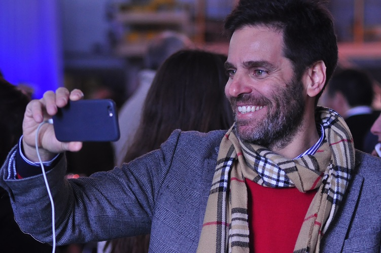 Las 30 a Santiago Charró- Director comercial de AgroMedia