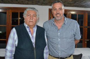 Pablo Andreani de Agripac y Pablo Lafuente de Spraytec