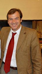 Hernán Maurette.  Director de Relaciones Institucionales y Sustentabilidad de NIDERA