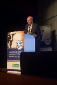 Osvaldo Uhrich, Director General de la compañía