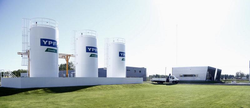 YPF Directo inauguró un centro de distribución en Río Negro