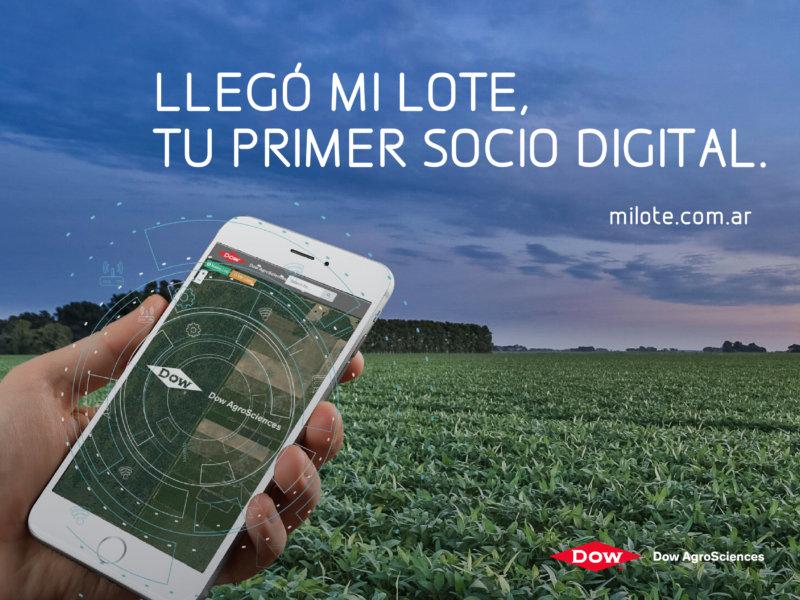 Mi Lote: la nueva solución tecnológica de Dow AgroSciences