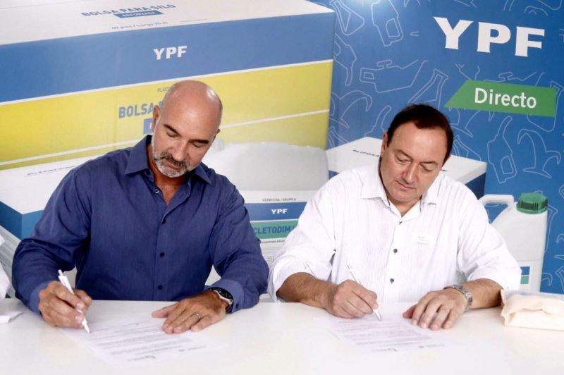 YPF Directo y Banco Provincia renovaron su alianza comercial