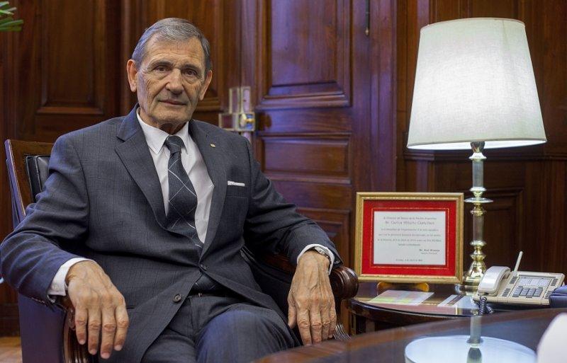 """Carlos Alberto Castellani: """"El Banco debe dar soluciones"""""""