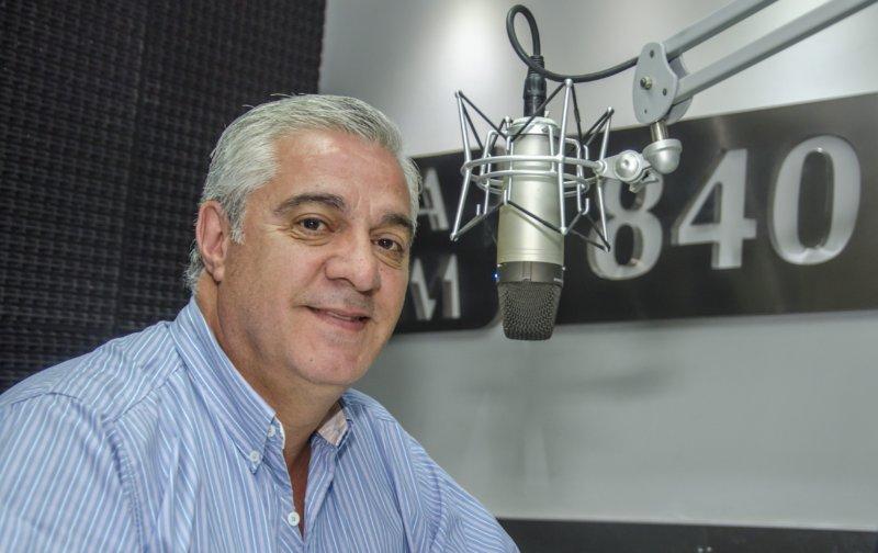 Las 30 a Belisario Saravia Olmos- Periodista agropecuario