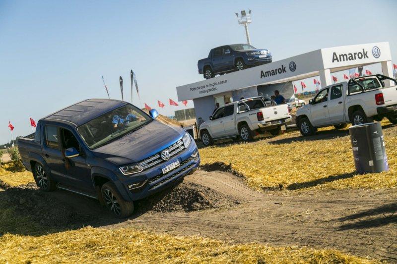 Volkswagen participa de Agroativa 2018