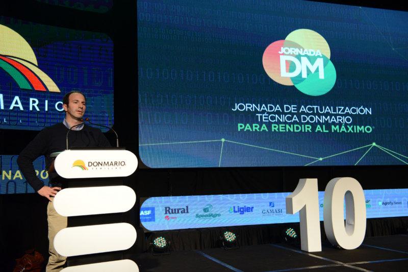 DONMARIO SEMILLAS ADELANTÓ COMO SERÁ LA AGRICULTURA DEL FUTURO