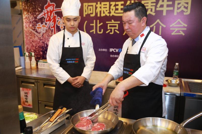 IPCVA realizó nuevas acciones en la ciudad de Beijing