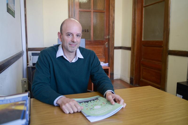 """Facundo Soria: """"La demanda desde el exterior va en incremento"""""""