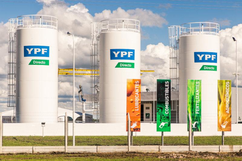 YPF Directo presentó un novedoso fungicida biológico desarrollado en Y-TEC