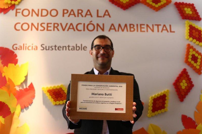 Banco Galicia y Fundación Williams acompañan proyectos de investigadores del INTA