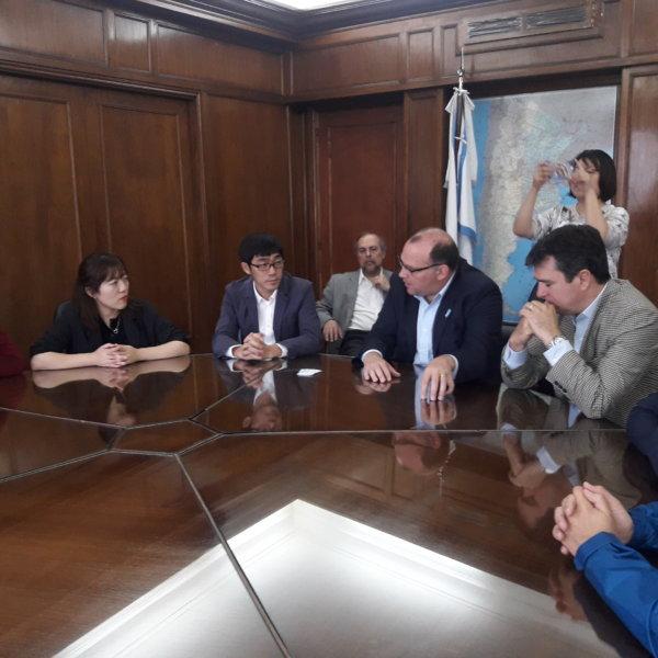Boehringer Ingelheim Argentina recibió a una delegación de clientes y catedráticos chinos
