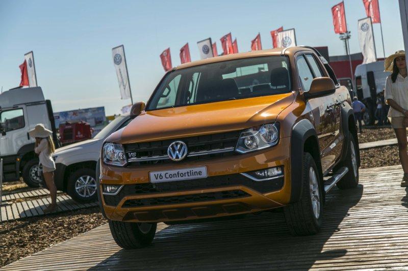 """""""Comentarios cargados"""", lo nuevo de Volkswagen Amarok"""