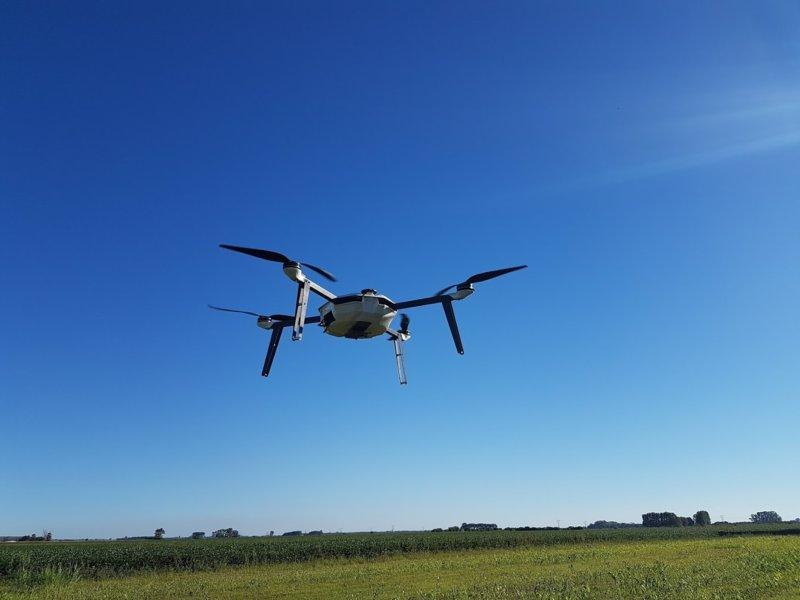 Introducción al procesamiento de imágenes RGB tomadas por drones para monitoreo del estado de cultivos