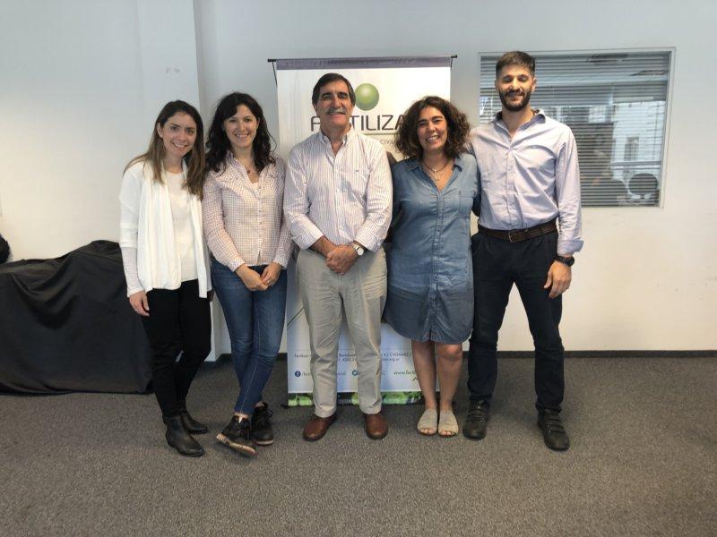 """""""Nuestro norte son los trabajos de investigación"""" Fernanda Gonzalez Sanjuan, Fernando García y Andrés Grasso"""