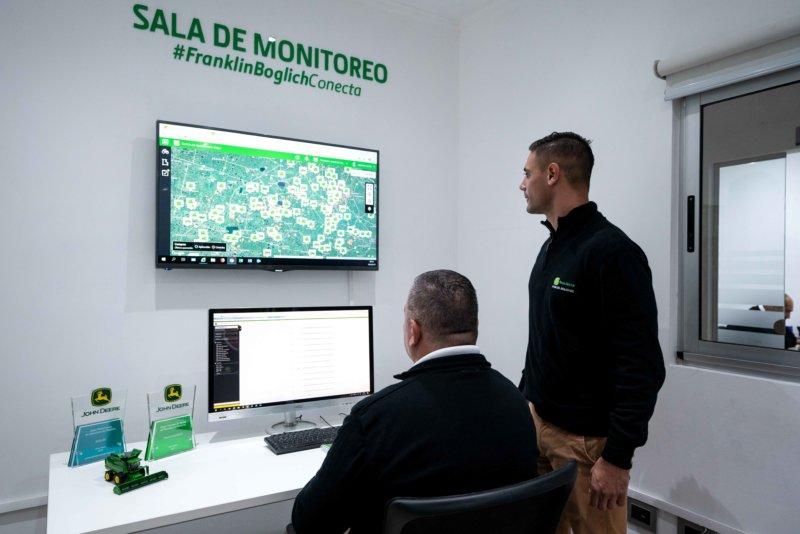 John Deere avanza con nuevas aplicaciones y facilidades en la gestión de la información