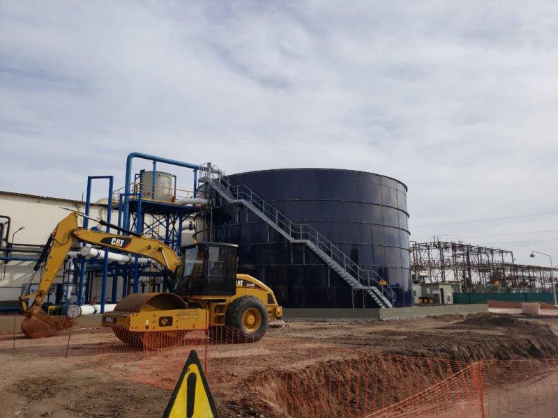 Nueva inversión en el Plan de Sustentabilidad de Atanor