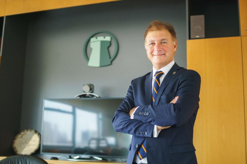 """Andrés Ponte: """"Los mercados ayudan al crecimiento y al desarrollo"""""""