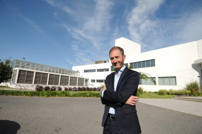 «Las 30» a Federico Trucco     CEO de Bioceres