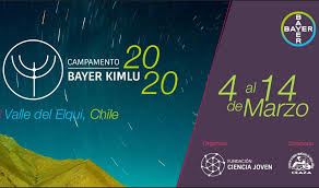 Bayer abre la inscripción al Campamento Científico Bayer Kimlu 2020