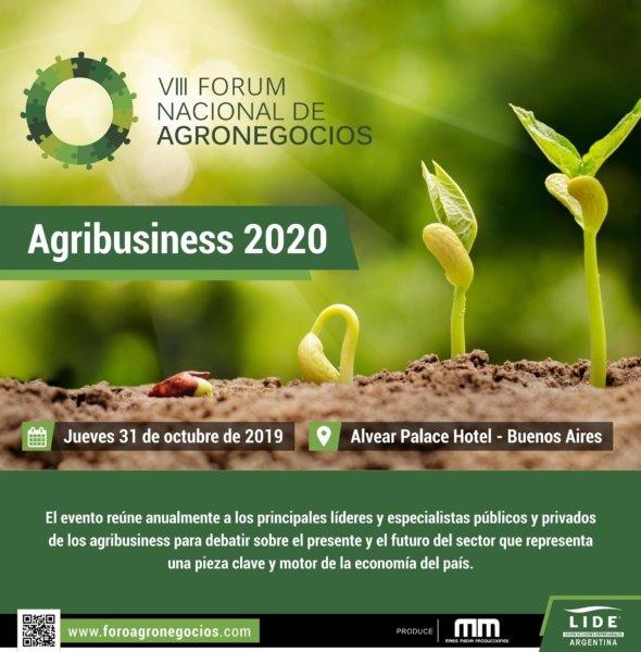 AGRIBUSINESS 2020